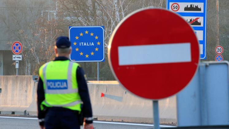Limiti per Ingresso in Slovenia da COVID19