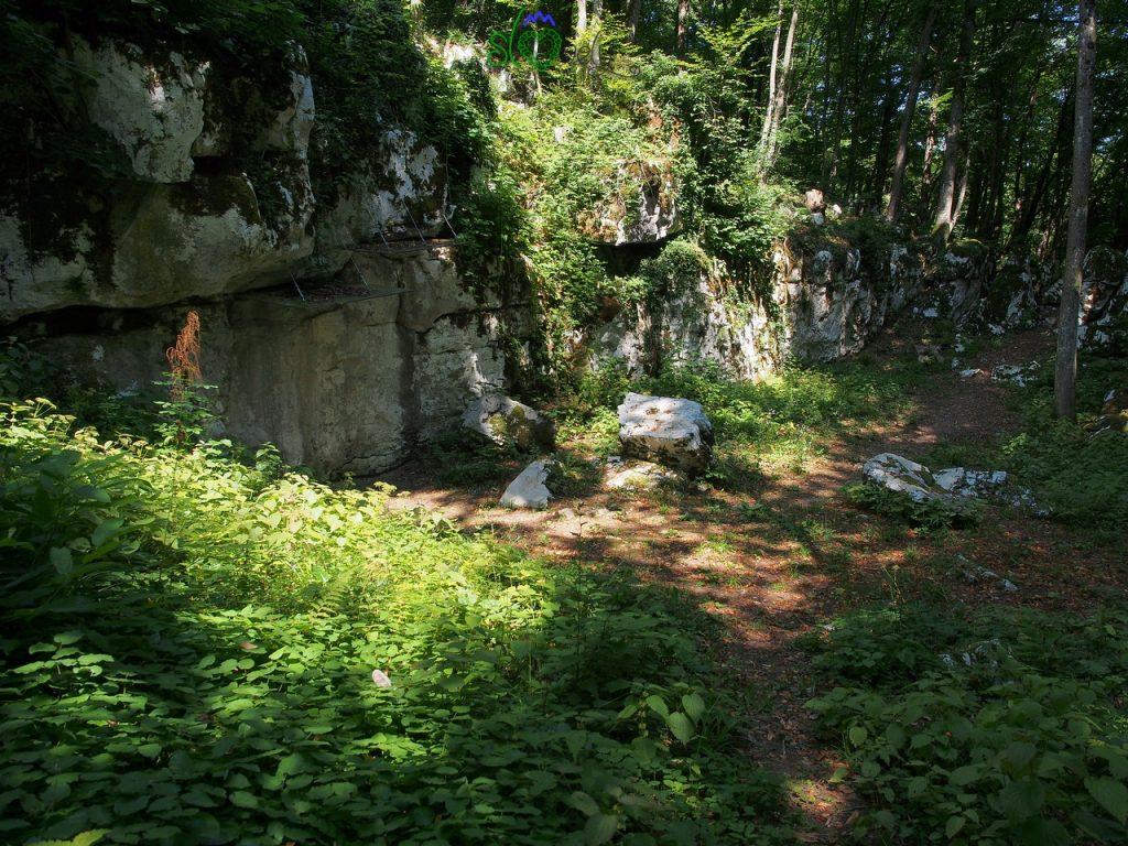L'antica cava trasformata in mitreo. Mistero