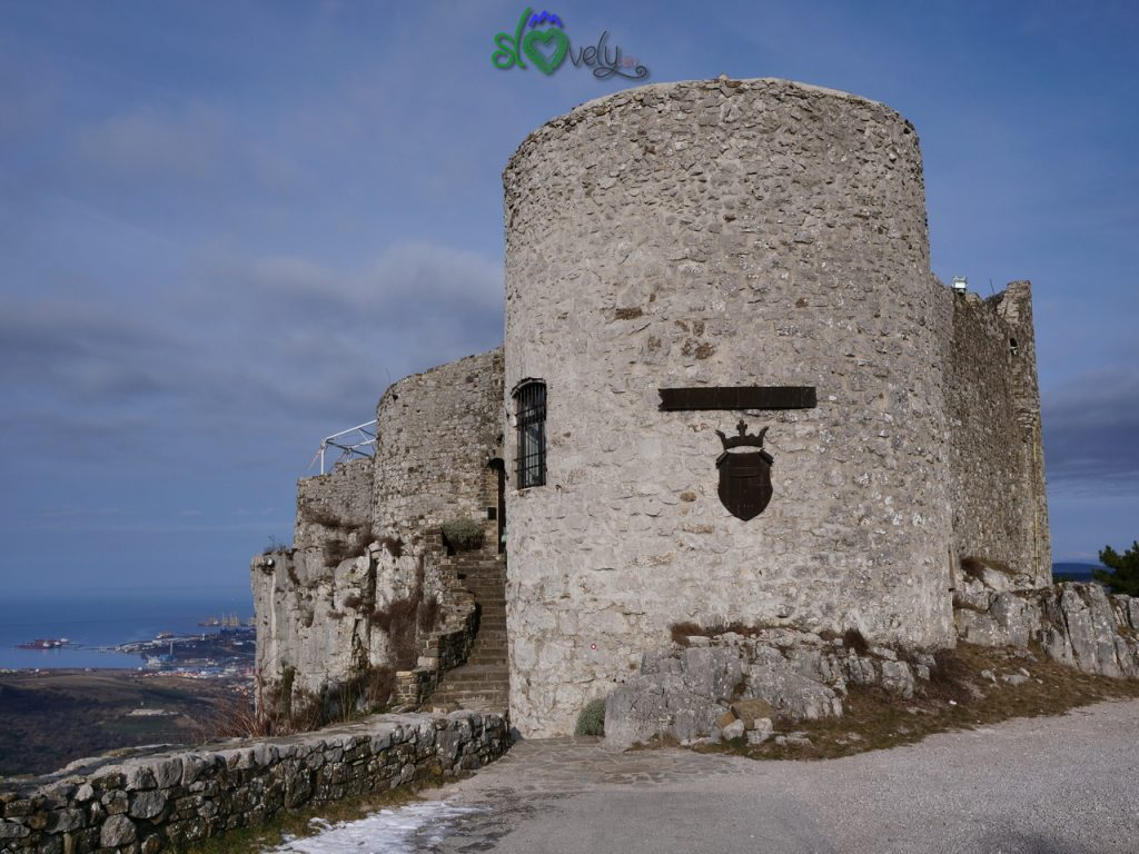 Grad Socerb, il castello di SanServolo che domina Trieste. 5 luoghi del mistero.