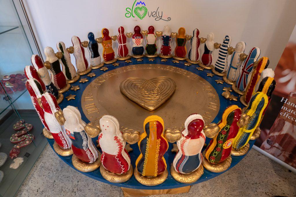 Il pan pepato di Perger all'Unione Europea.